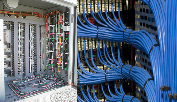 Commercial & Industrial Wiring Work